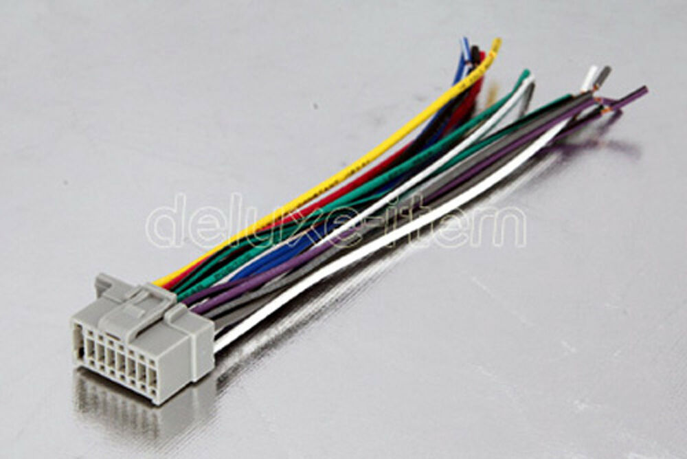 s l1000 panasonic wiring harness ebay harness wire for car stereo at metegol.co