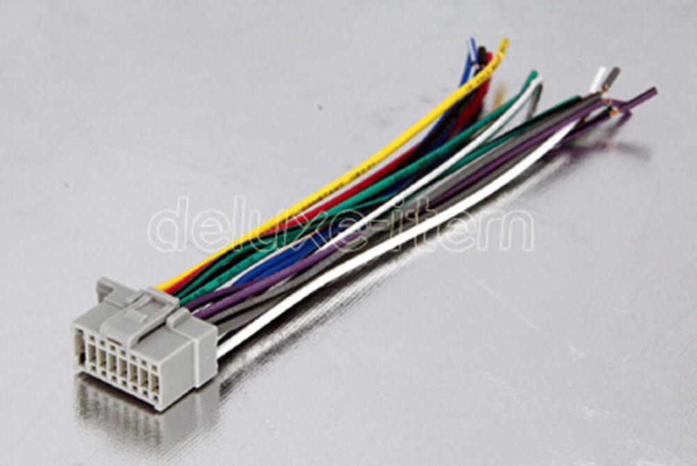 s l1000 panasonic wiring harness ebay wiring harness pins at mifinder.co