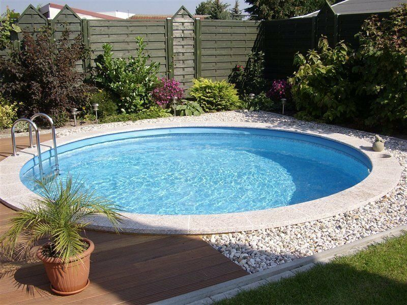 pool set rund 6m x 1 50m becken 0 8 folie stahlwandbecken stahlmantel adriablau ebay. Black Bedroom Furniture Sets. Home Design Ideas