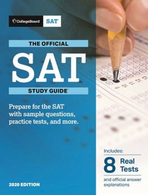 The 11 Best SAT Books Recommended for SAT Prep
