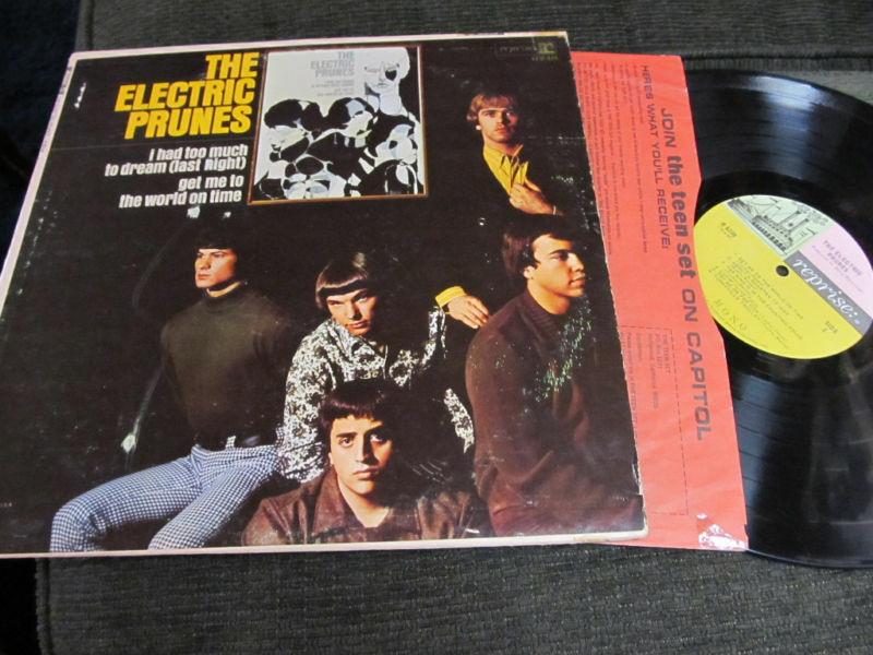 The Electric Prunes Hideaway