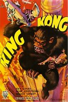 King Kong Fay Wray Vintage Movie Poster -24x36