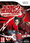 Videogame No More Heroes 2 - Desperate Struggle WII