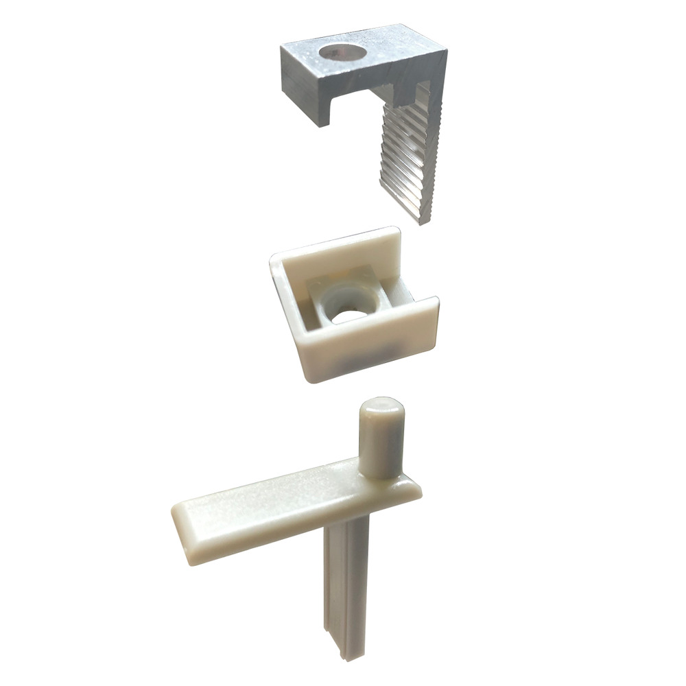 Hinge Pin With Hinge Clip And Bushing For Swing Shower Ebay