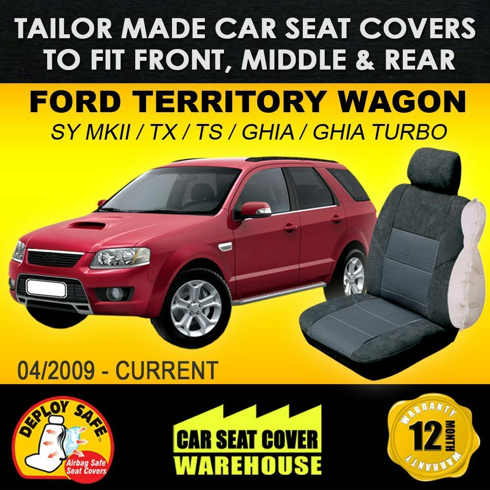 Car Seat Covers To Fit Ford Territory