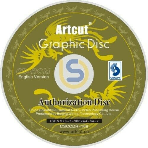 Artcut Software 2009 For Sign Making Vinyl Cutter Plotter
