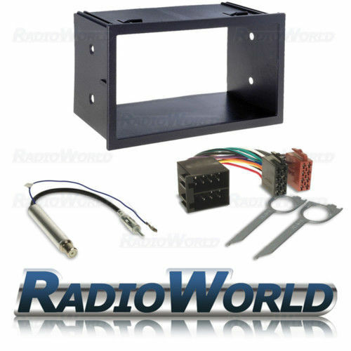 vw golf mk4 mkiv radio double din stereo fitting kit facia. Black Bedroom Furniture Sets. Home Design Ideas