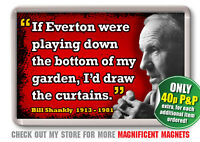 Bill Shankly Liverpool FC Football Quote Fridge Magnet