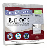 Bed Bug Mattress Cover - With Buglock Zipper - Twin