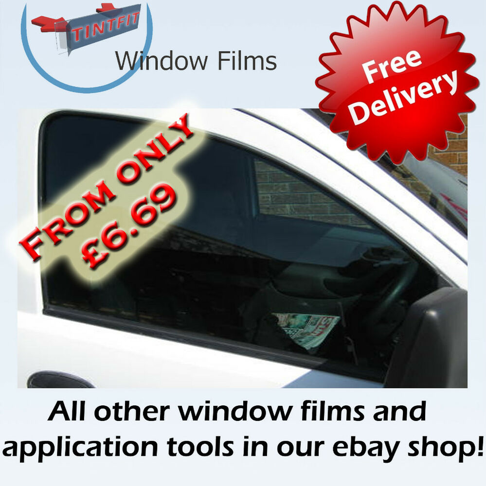 Medium green 65 window tinting tint film car or office ebay for Window tint film