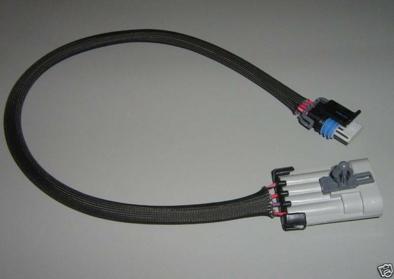 Optispark distributor wiring harness lt ebay