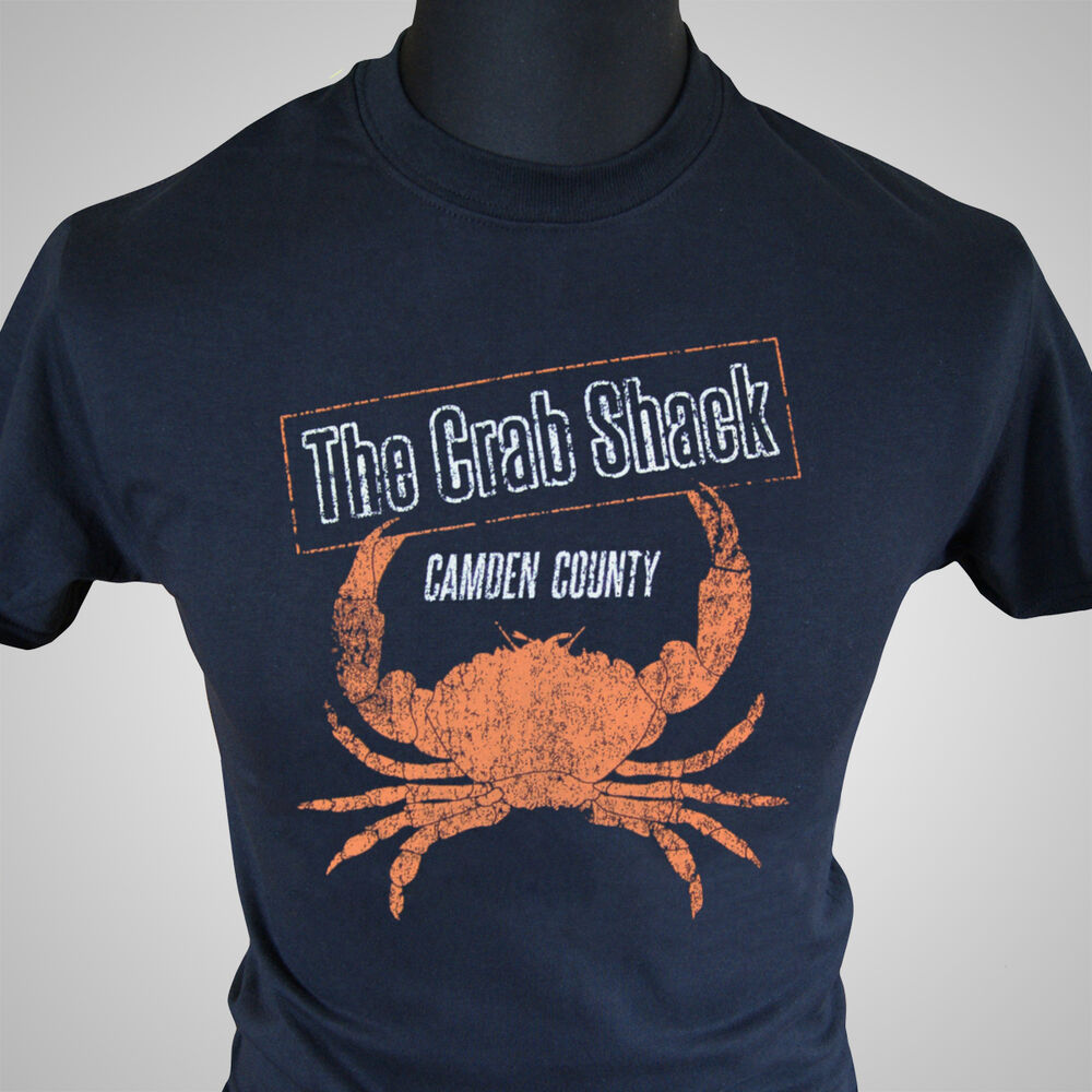 The Crab Shack My Name Is Earl Tv Themed Retro T Shirt