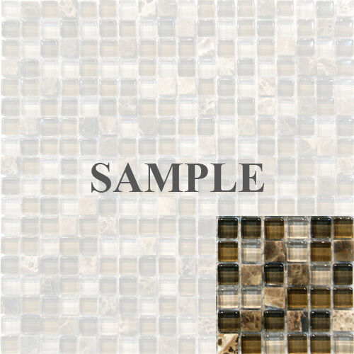 mosaic tiles in kitchen sample emperador marble glass mosaic tile kitchen 7871