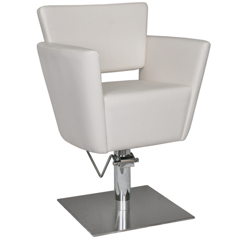 Salon hair equipment hydrualic styling chair sc 04be ebay for White salon furniture