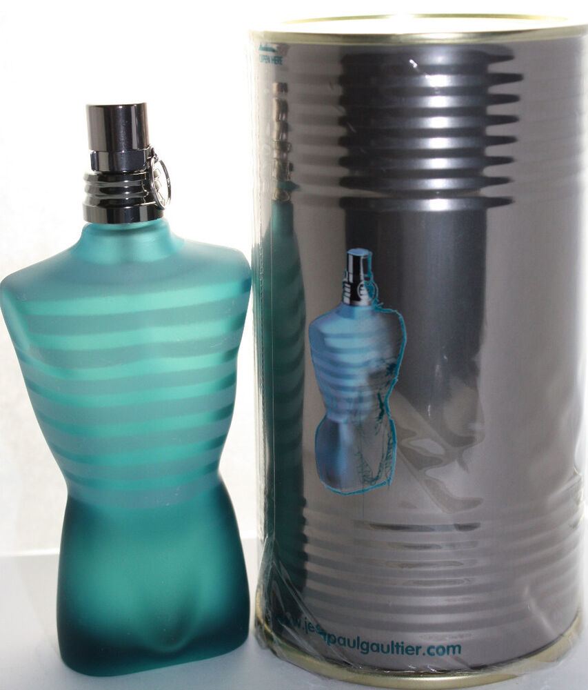 Jean paul gaultier le male 2 5 edt spray for men nib ebay - Jean paul gaultier puissance 2 ...