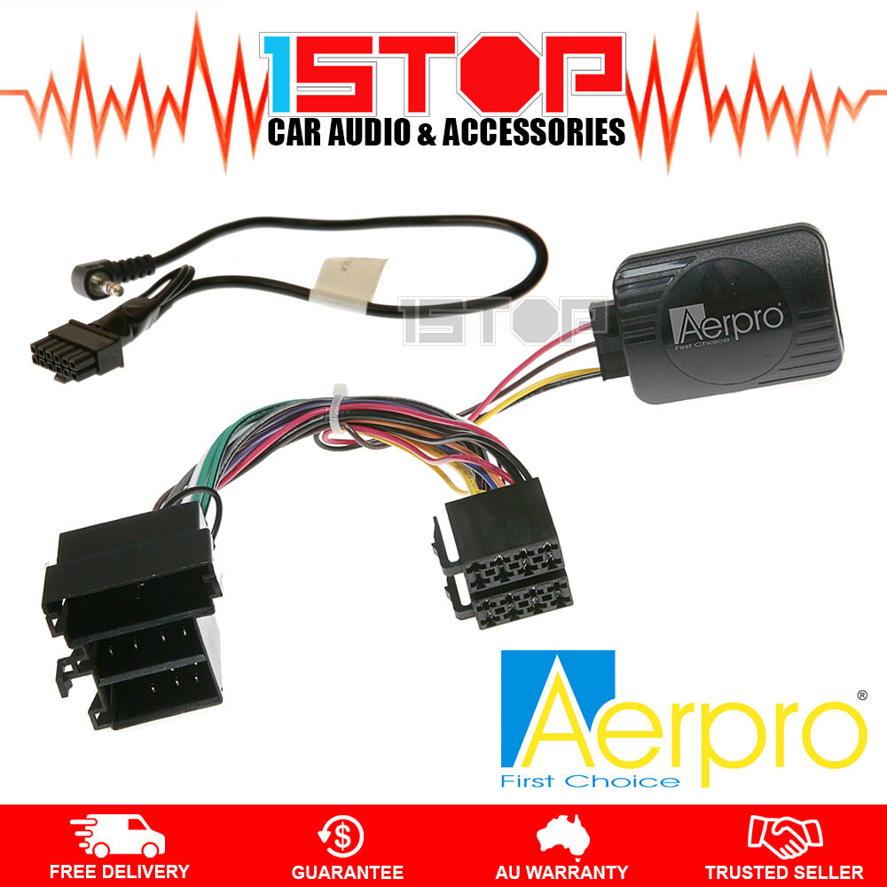 Vz Stereo Wiring Harness : Holden commodore vy vz steering wheel control harness