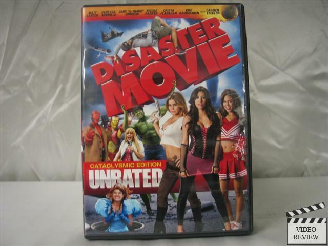 disaster movie unrated nude