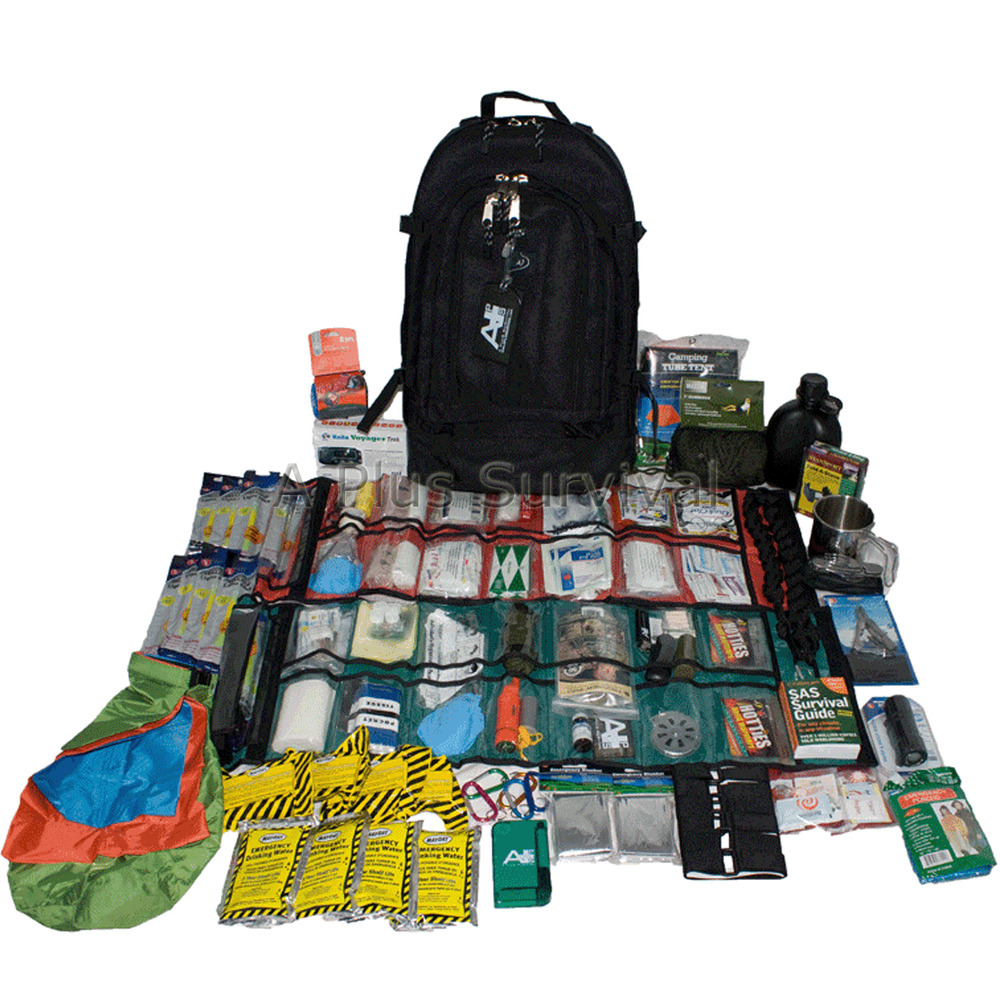 Signature Series Deluxe Bug Out Bag Survival Kit Ebay