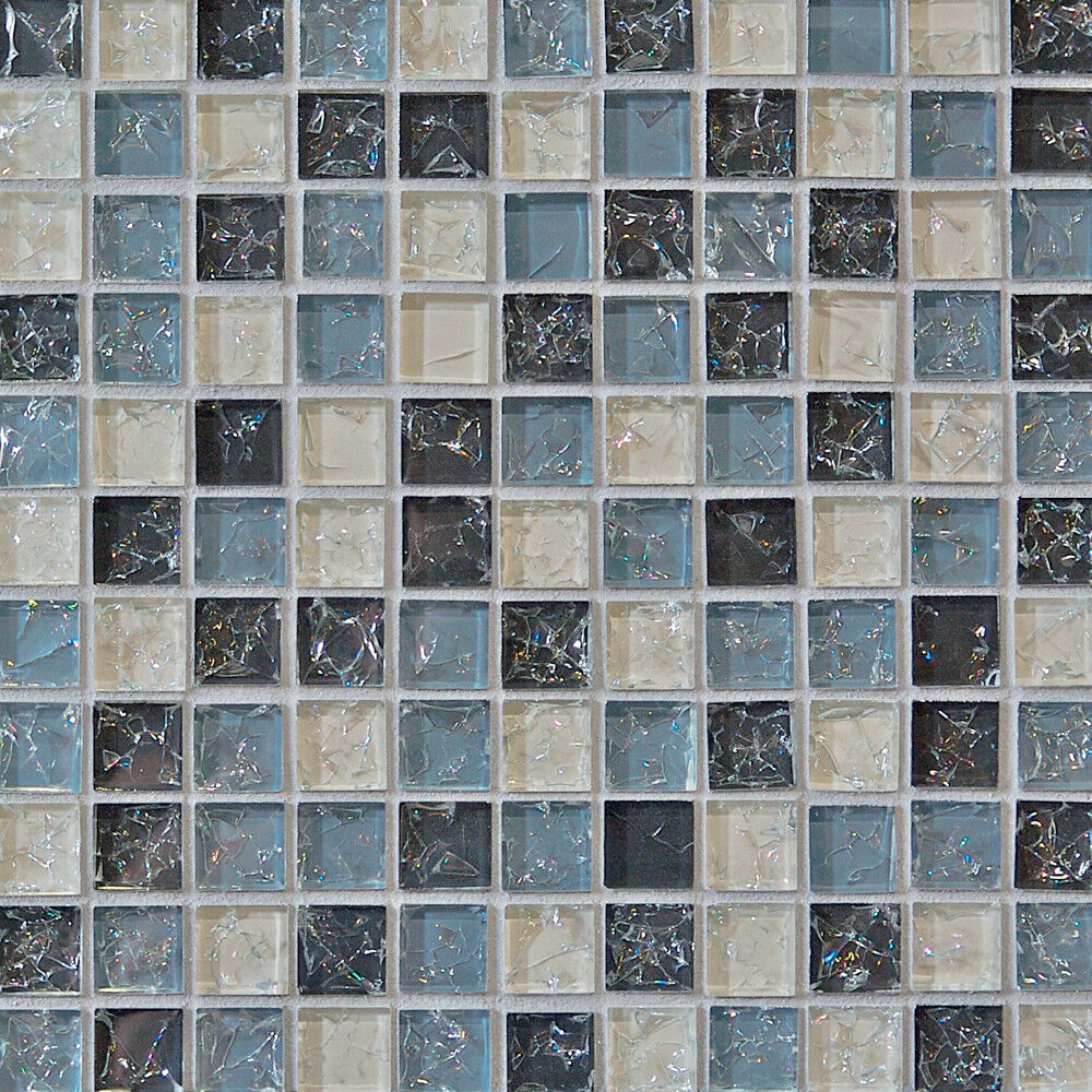 backsplash glass tile samples sample blue crackle glass mosaic tile kitchen backsplash 220