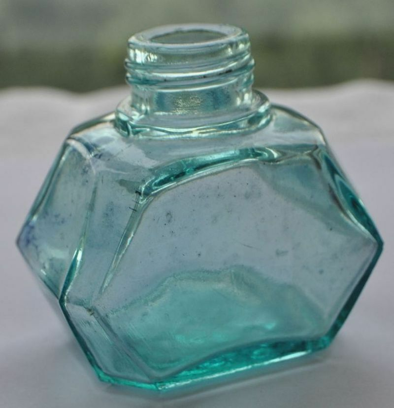 how to cut thick glass bottles