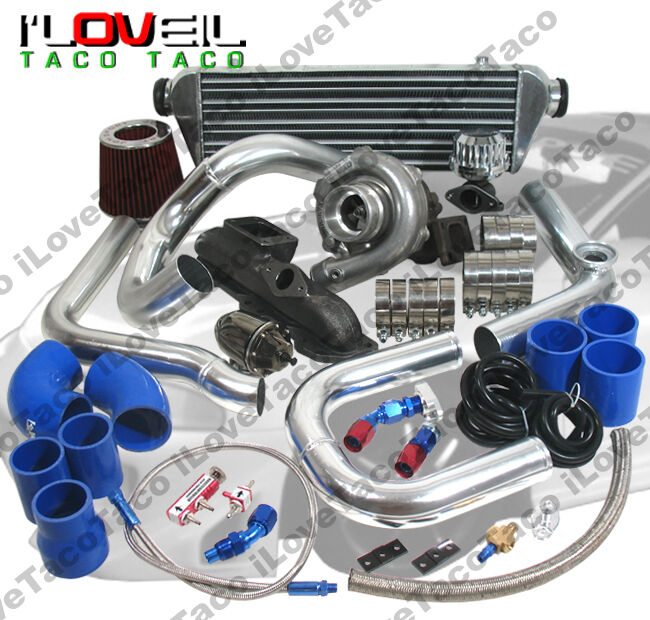 Turbo Kit Ge8: 95-99 ECLIPSE TALON NT NON-TURBO 420A T3/T4 NT TO TURBO