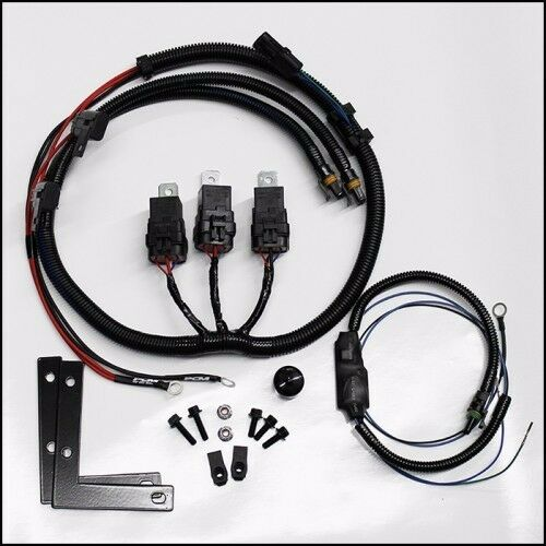 Details About Pcm Of Nc Full Size Truck Electric Fan Kit 99 02