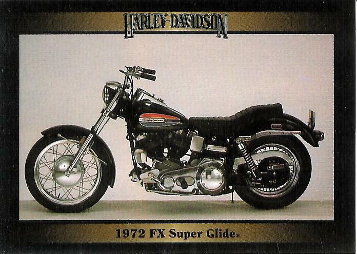 Harley davidson motorcycle collectible card set 1 ebay for Ebay motors indian motorcycles