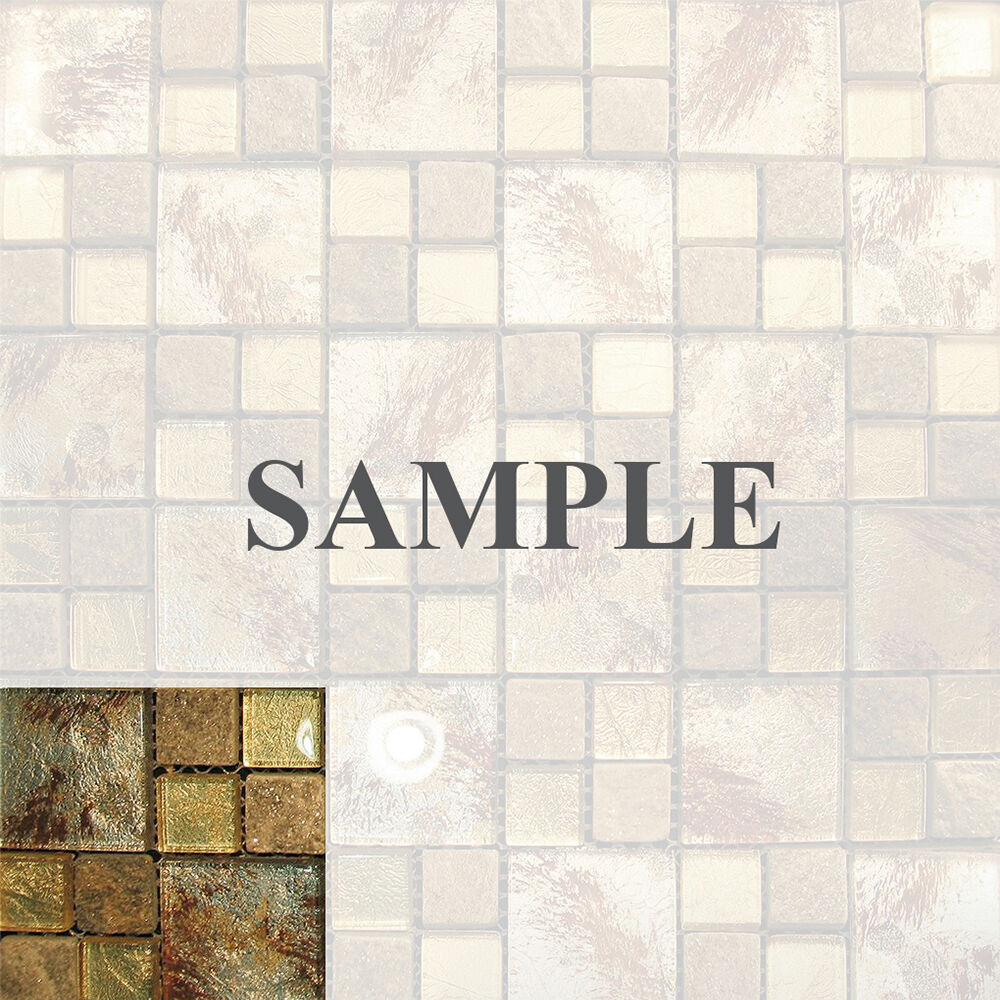 Mosaic Tile Pattern Kitchen Backsplash