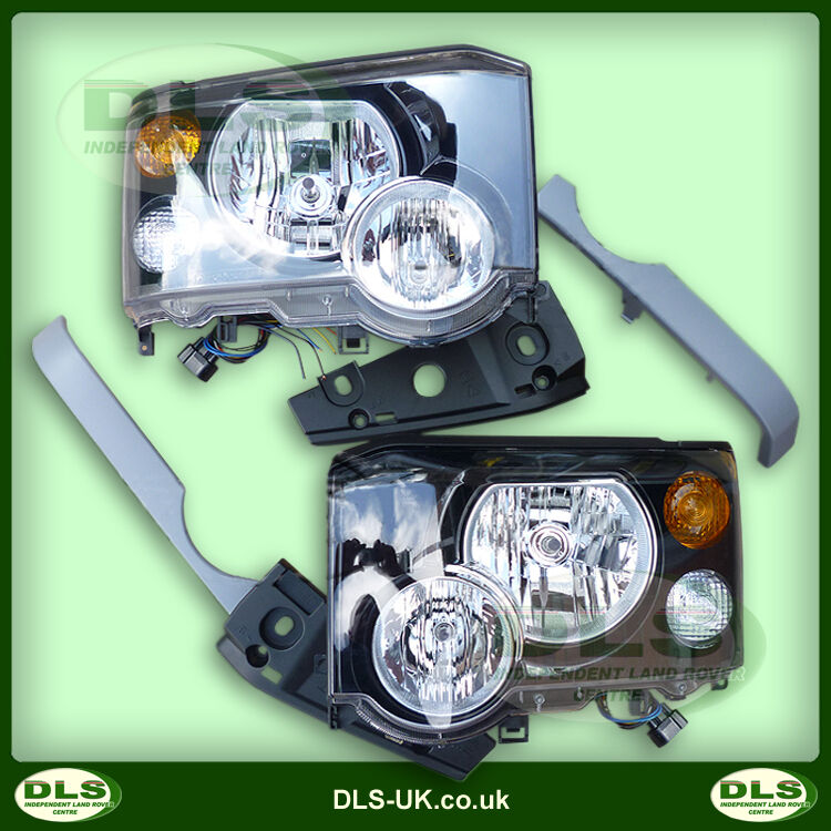 LHD Late Type Headlamp Conversion