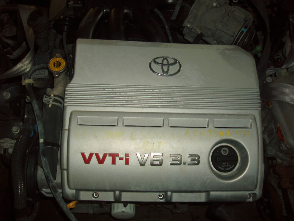 04 06 solara 3 3l 6 cylinder engine toyota solara 04 06 ebay. Black Bedroom Furniture Sets. Home Design Ideas