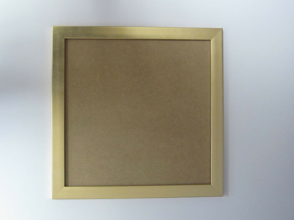 Gold 16X16 Square Photo Picture Frame Hang | eBay