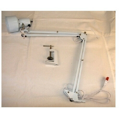 Alphasew Sewing Machine Adjutable C Clamp Light Lamp
