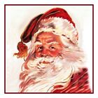 Victorian Father Christmas Santa Claus  #16 Counted Cross Stitch Chart
