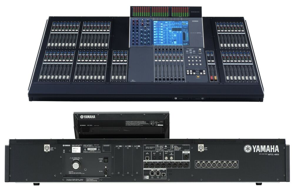 yamaha m7cl 48es digital mixer ebay. Black Bedroom Furniture Sets. Home Design Ideas