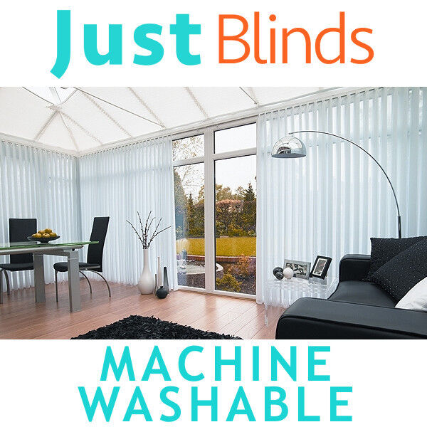 Vertical Blinds Made To Measure White Or Cream Machine