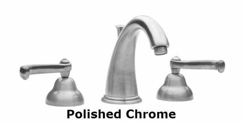 Phylrich Doralfe Savannah Polished Chrome Lavatory Faucet D202_Made In USA