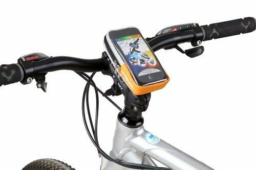 iphone holder for bike bicycle bike cycle waterproof iphone htc samsung mobile 15291