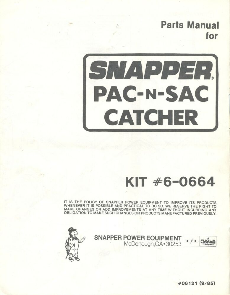snapper pac