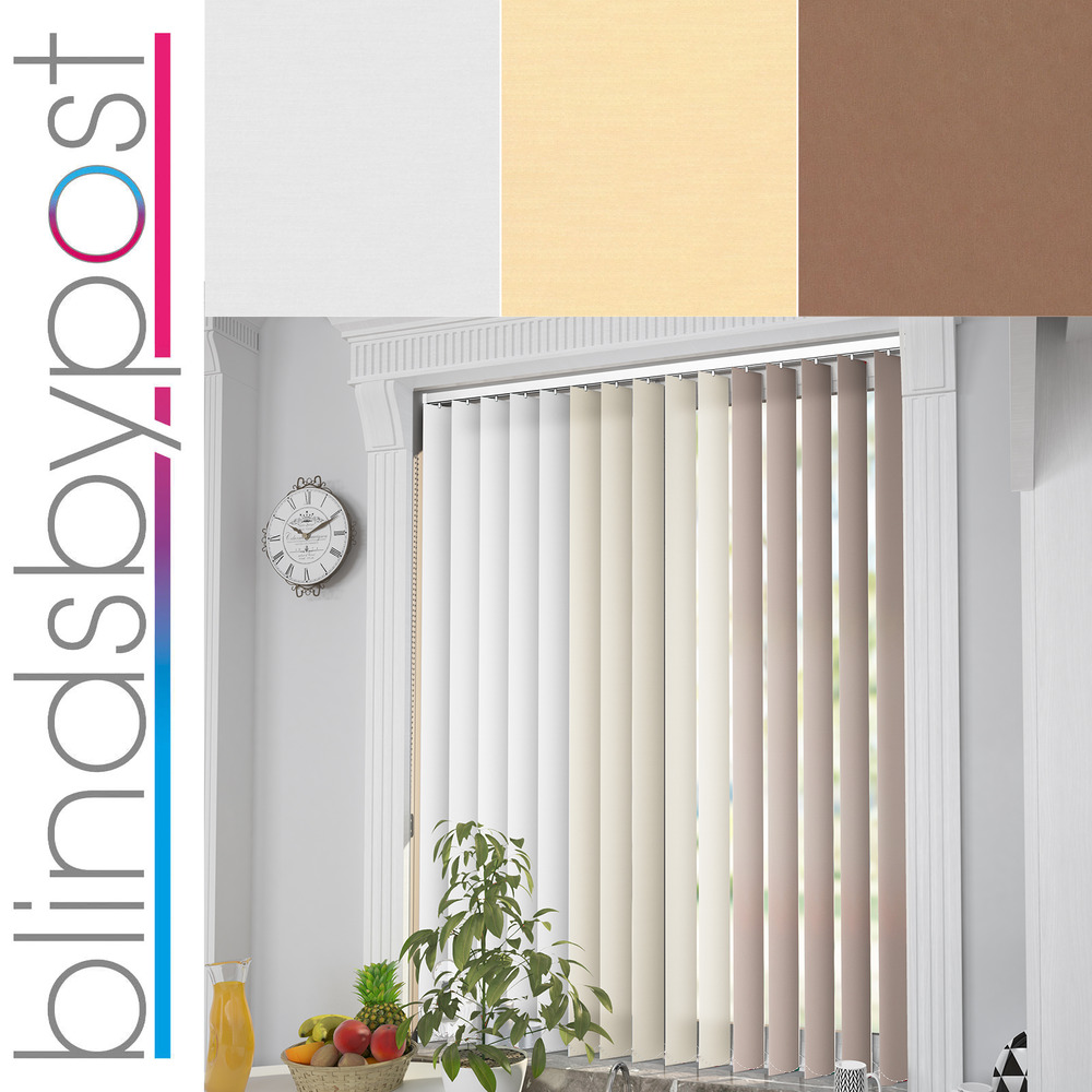 Made To Measure 89mm Vertical Blinds Unbeatable Quality