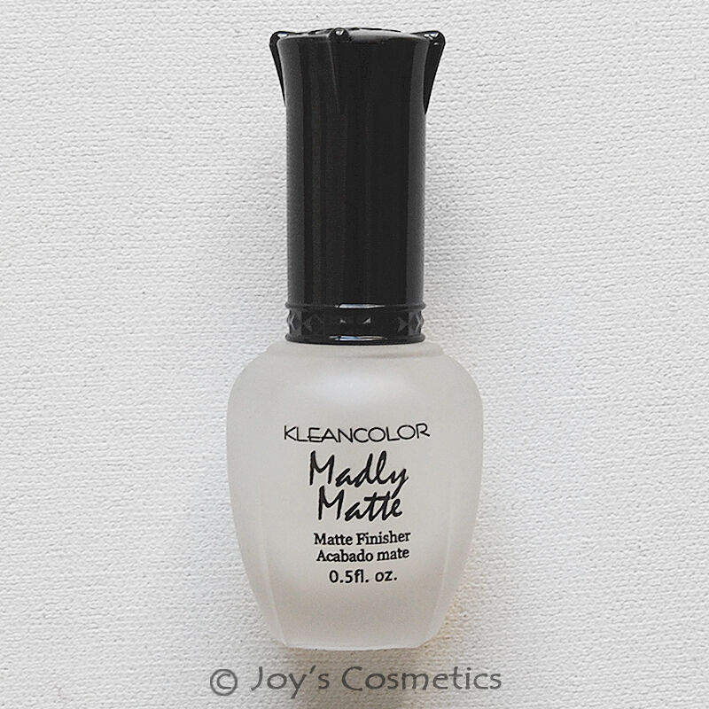 """1 KLEANCOLOR Nail Lacquer (polish) """"Madly Matte"""