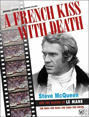 French kiss with death steve mcqueen new book ebay