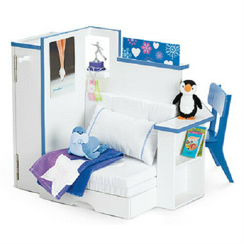 American girl doll mia 39 s bedroom accessories for room for Bedroom accessory furniture