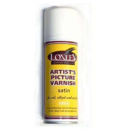 How To Get Varnish Off An Oil Painting