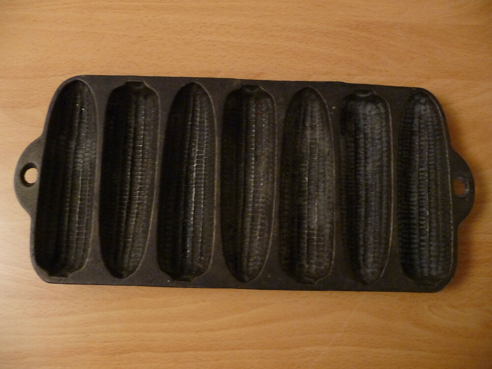 Vintage Wagner Ware Cast Iron Corn Bread Pan Mold Quot C Quot Ebay