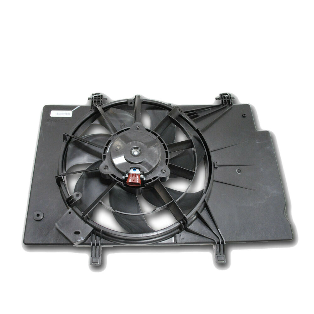 Oem New 2011 2012 Ford Fiesta Cooling Fan And Motor