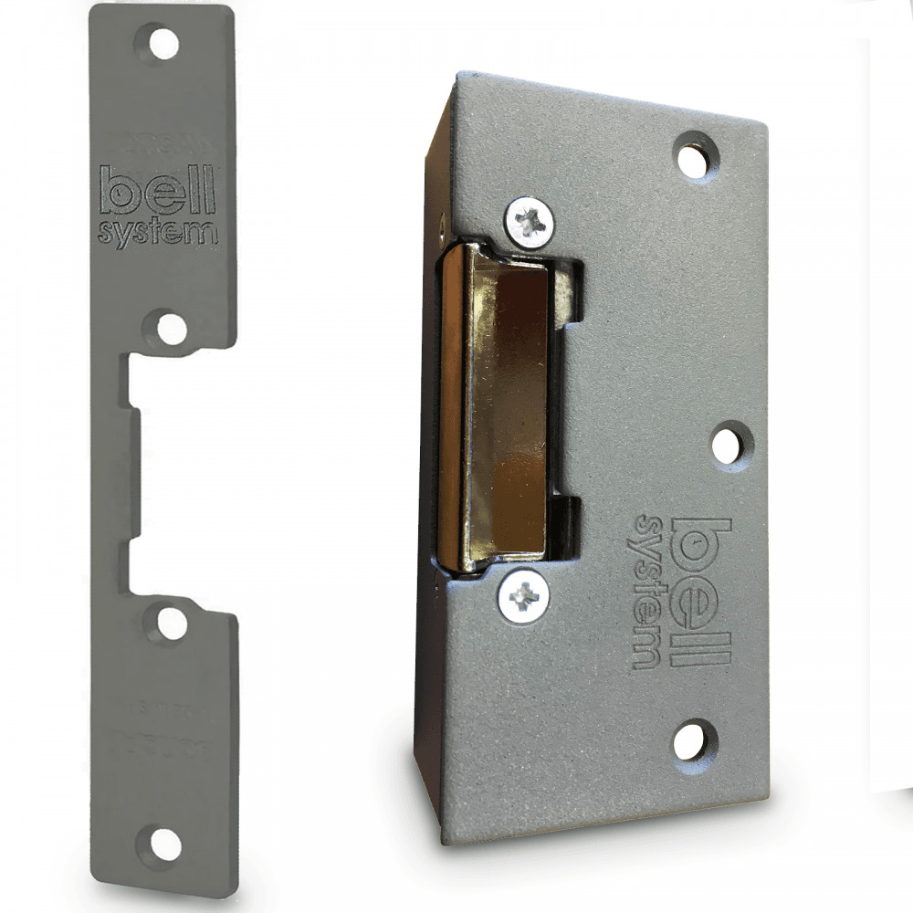 Bell system model 210 lock release electric strike for for 1 2 lock the door