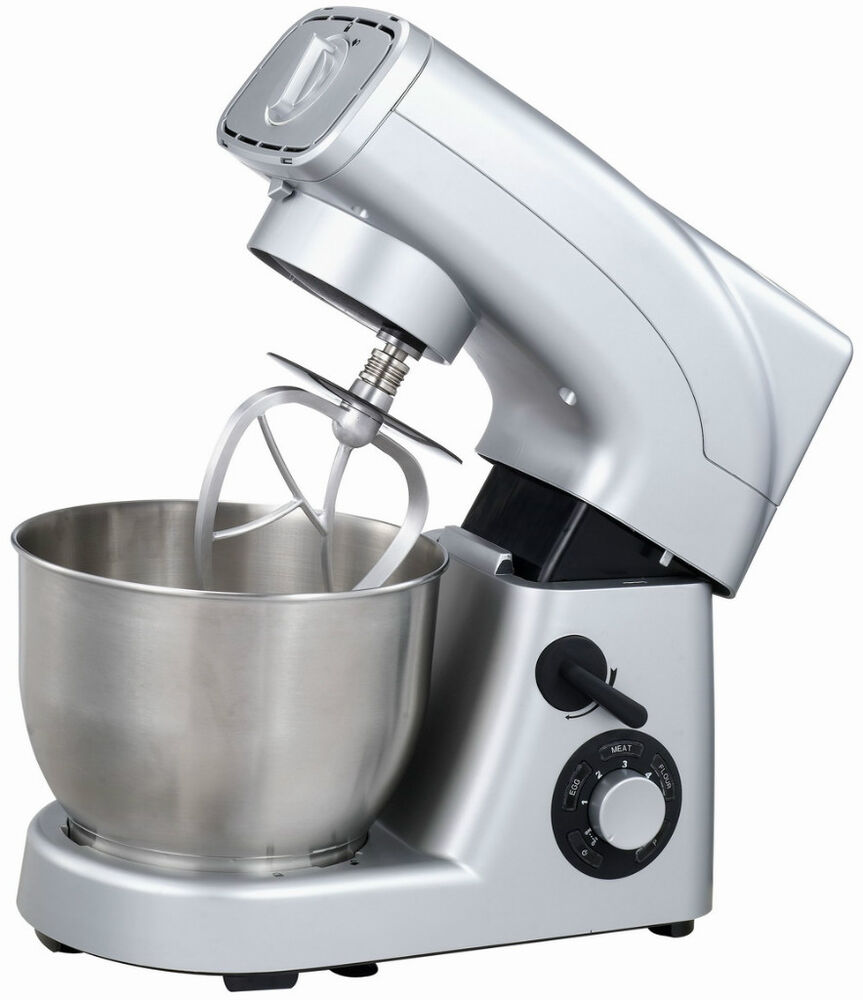Brand New Heavy Duty 1200w Powerful Motor 5 5q Stand Mixer