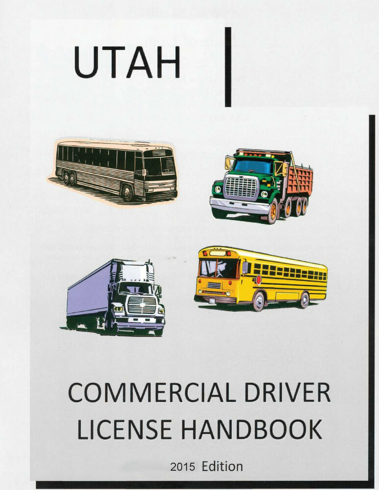 Commercial Drivers Manual For Cdl Training Utah On Cd In Manual Guide