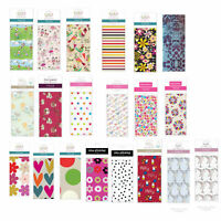 Printed Patterned Tissue Wrapping Paper designer 4 sheets lots designs u choose
