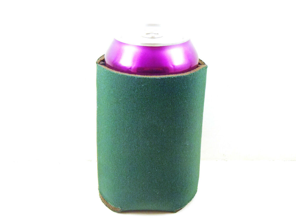 200 Blank Premium Beverage Insulators Can Coolers Forest